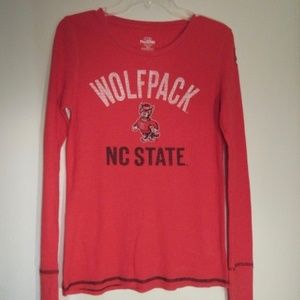 Tops - Women's NC State Spirit Shirt